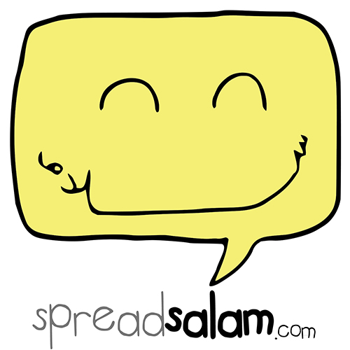 SpreadSalam Logo