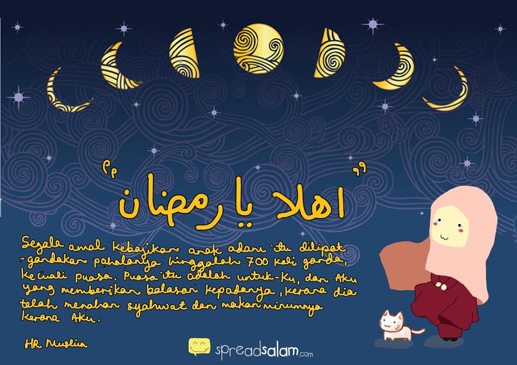 Ahlan Ya Ramadhan - Malay