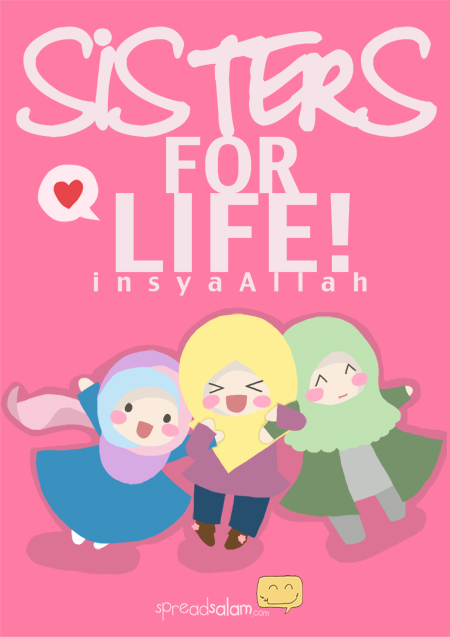 sisters for life