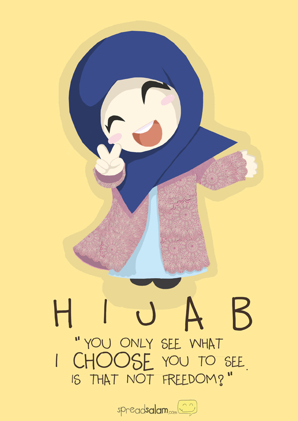 Hijab is Freedom